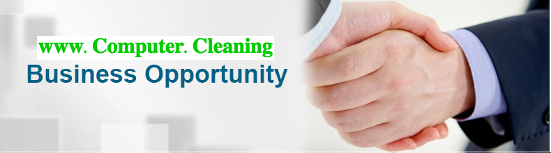 computer cleaning business opportunity