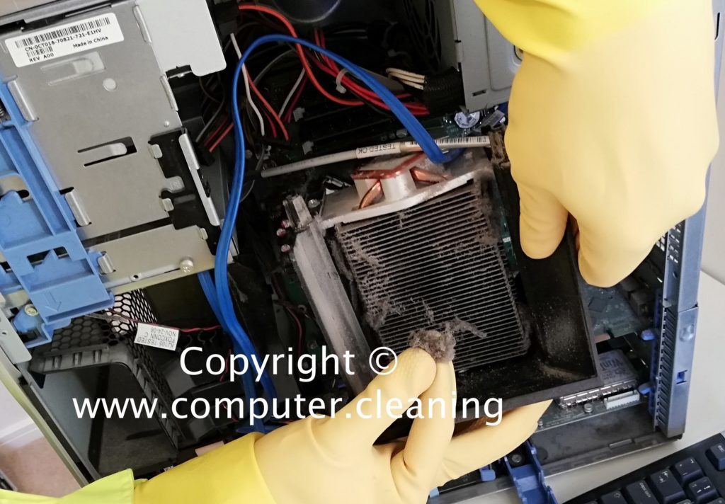 computer deep cleaning