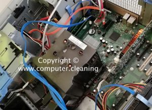 computer cleaning service