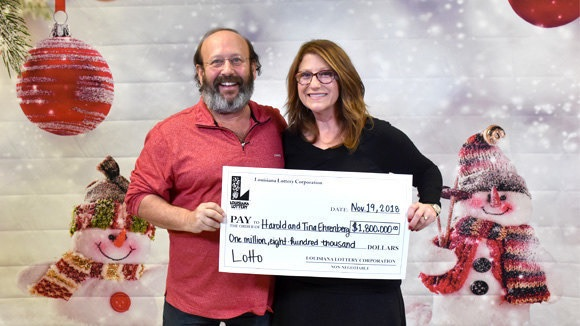 Cleaning Helped Couple Win a Jackpot