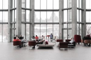 10 Factors of a Modern office